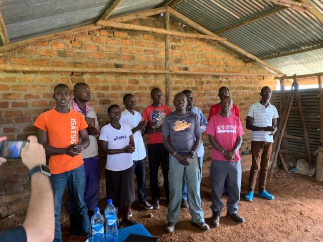 Kenya 2019 Preaching Trip   Macedonia Primitive Baptist Church